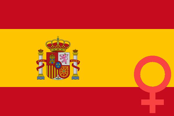 nombres de mujer en español