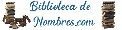 bibliotecadenombres.com