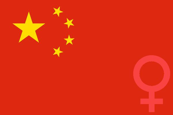 Nombres de Mujer en Chino