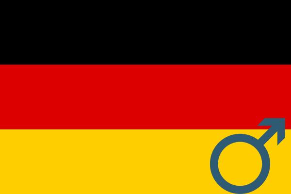 Nombres de Varón en Alemán