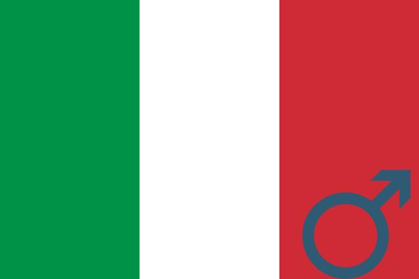 Nombres de Varón en Italiano