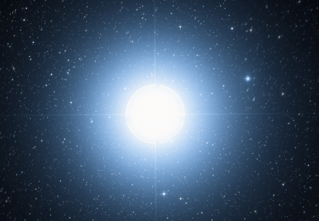 nombre de estrellas - Vega