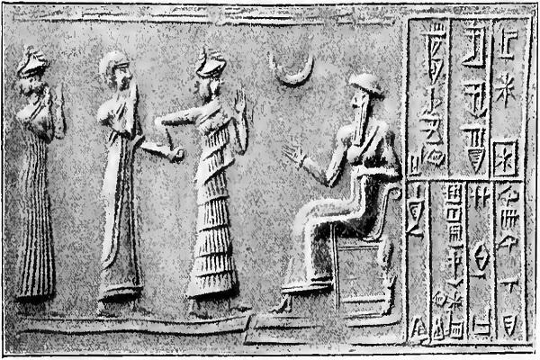 nombre de dioses de la mesopotamia