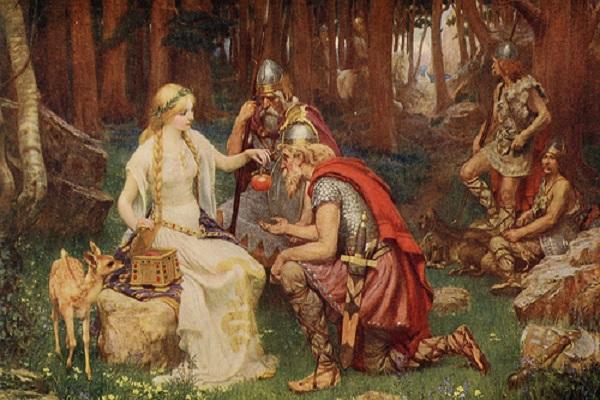 nombres de dioses nórdicos