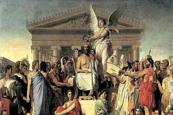 nombres de dioses romanos