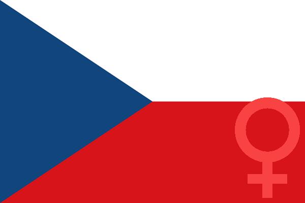 Nombres de Mujer en Checo