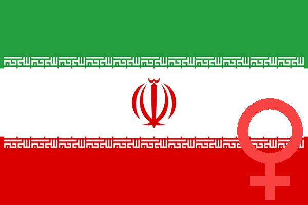 Nombre de Mujer en Persa