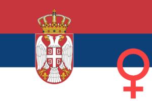 nombres de mujer en serbio