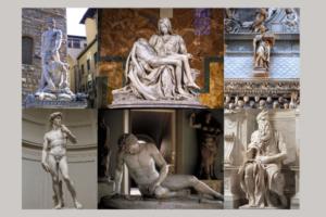 10 increíbles esculturas en Italia