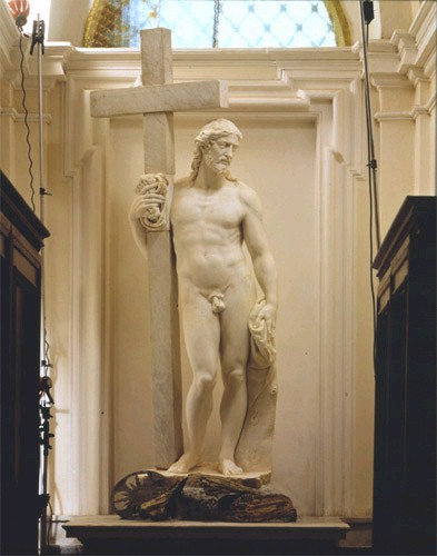 Cristo della Minerva - Miguel Ángel