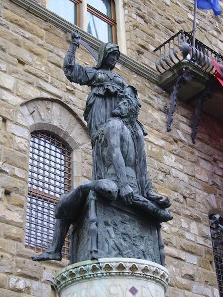 Judith y Holofernes - Donatello