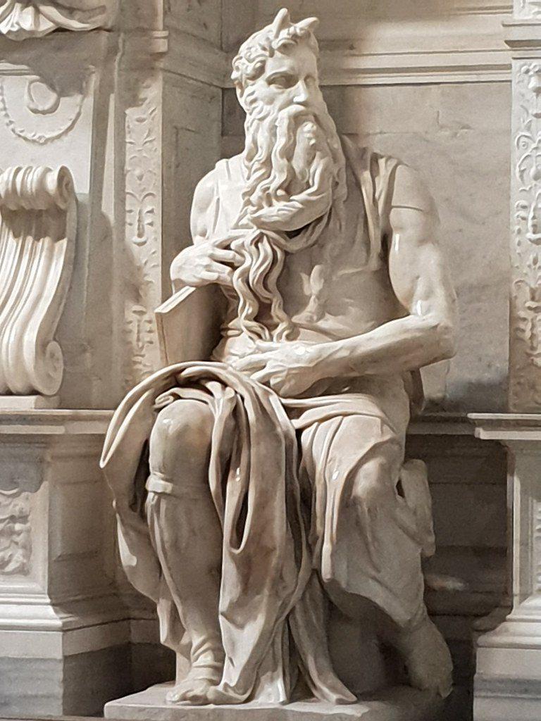 Moisés - Miguel Ángel