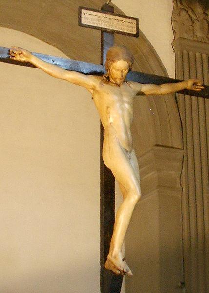 El Crucifijo - Miguel Ángel