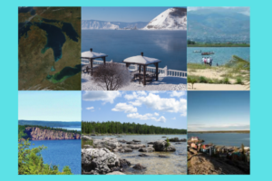 10 lagos mas grandes del mundo
