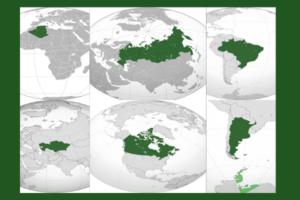 top 10 paises mas grandes del mundo