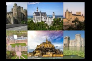 10 castillos increibles del mundo