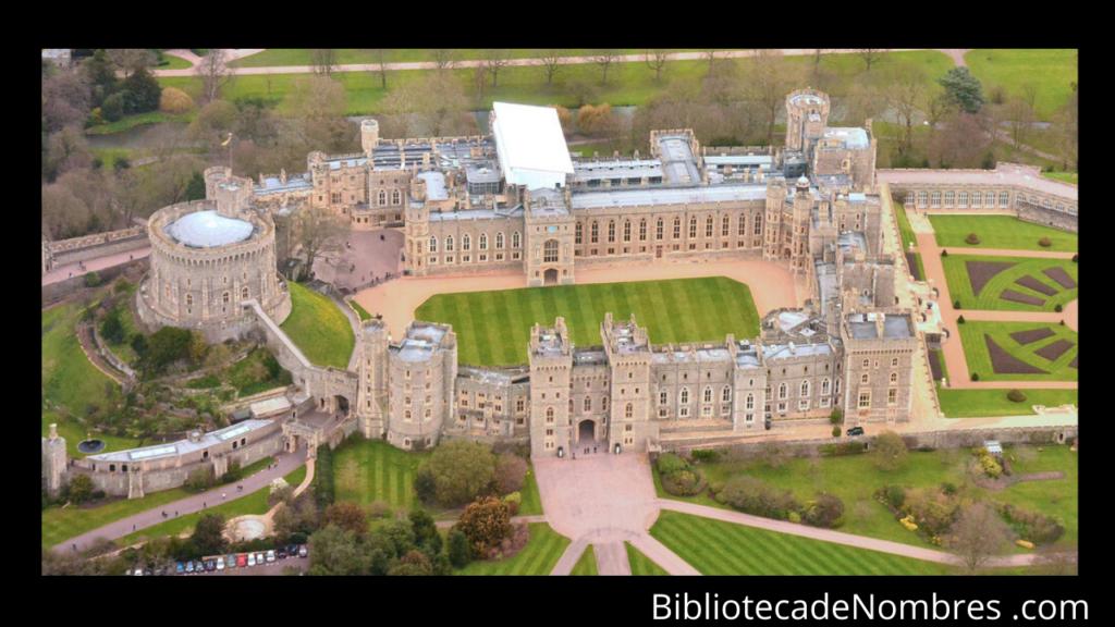 Castillo de Windsor, Inglaterra