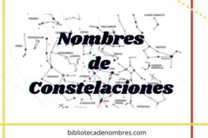 nombres-de-constelaciones