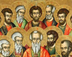 nombres de apostoles