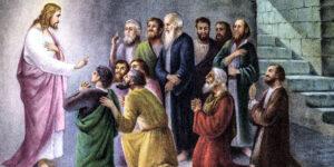 nombres de los apostoles