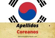 apellidos_coreanos