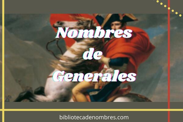 nombres-de-generales